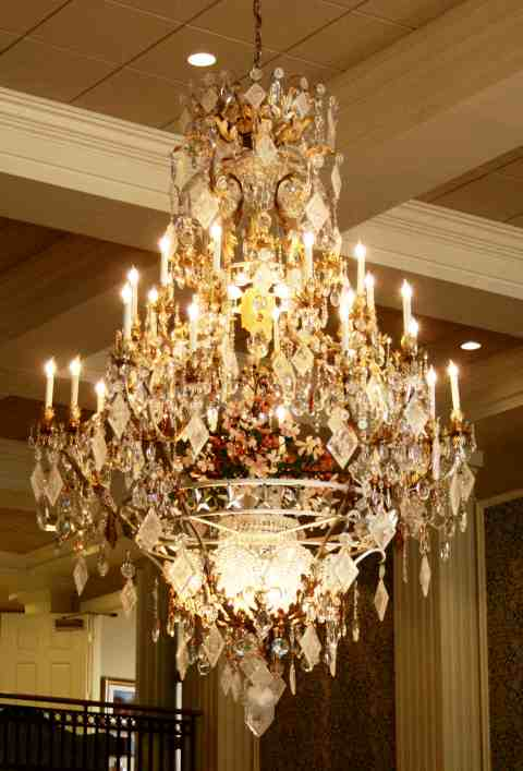 Arkansas Grand Hall Chandelier